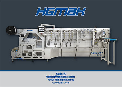 A-Serial Pouch Making Machines Catalog