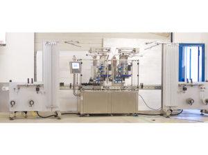Automatic Double Headed Body Sleeve Machine