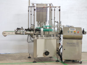 Bottle Unscrambling and Air Cleaning Machine