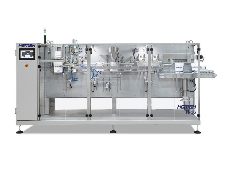 H16 READY PACKAGE FILLING MACHINE