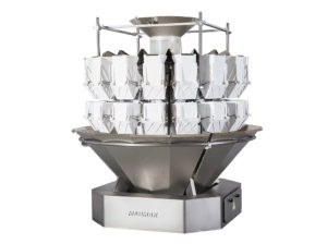 Multi Head Weigher with Plastic Cups