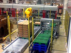 Palletizing Systems Secondary Packaging